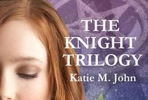 Katie M John. Storyteller / The author board of Katie M John, UK bestselling author of 'The Knight Trilogy, 'The Meadowsweet Chronicles' and the stand alone novels, 'Beautiful Freaks' and 'When Sorrows Come'
