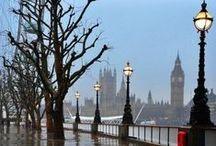 Places to visit: UK & Ireland