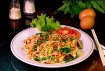 Indonesian Cuisine / Asian Food. Anytime, Anywhere...