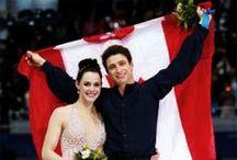 Tessa & Scott / Tessa Virtue & Scott Moir, olympic and world ice dance champions