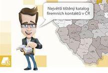 Tištěné katalogy / Nabízíme řadu specializovaných tištěných katalogů, díky kterým budete mít potřebné kontakty a informace vždy u sebe. Tyto katalogy jsou v distribuci napříč Českou republikou a pro uživatele jsou zcela ZDARMA.