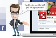 Sociální sítě / Je pro Vás FACEBOOK španělská vesnice? Nerozumíte mu a nevíte, proč by na Facebooku měla být právě Vaše firma? Možná se chcete jen nekoho zeptat, jak to vlastně funguje?  Zeptejte se nás - www.internet123.cz/fb