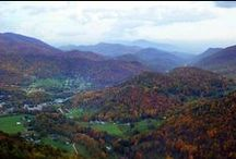 North Carolina Smoky Mountains and More / The allure of the blue mist over the Smoky Mountains beckons many a traveler to spend the night and see more the next day.