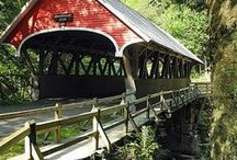 New Hampshire - New England Hospitality / The quiet beauty of New Hampshire and colorful fall foilage are popular for tourists.  Tour then rest with us.