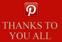 thank you, followers! / * i appreciate you being here *