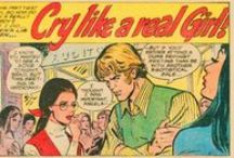 Comics & Confessions: Romance, Lust, and the Hunt / Romance comics & confession magazines.