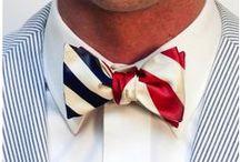 Making bow ties look cool