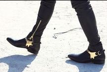 Boots are Awesome / Displaying the awesomeness of long boots.