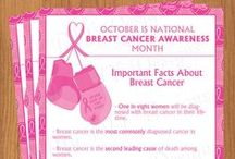 Breast Cancer Awareness Flyers and More / Editable and printable Microsoft Word Breast Cancer Awareness flyers and more.