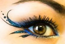 make-up cilia - ciglia / make-up ciglia cilia