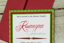 Kwanzaa Party Ideas & More / All about Kwanzaa.
