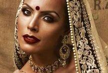 Bridal Makeup Looks | UK's Top South Asian Makeup Artists / South Asian bridal makeup inspiration from you UK's leading makeup artists.