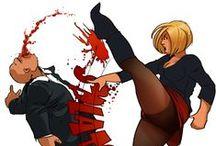 Femdom wife / Femdom Trample Facesit Deadly Femmes Fatales