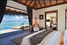 Ayada Maldives / Warisan hospitality furniture custom work with Aydeniz Group design, Turkey @ Ayada, Maldives