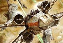 Star Wars Stuff / by Nathan Scott