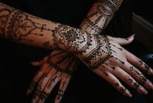 Henna/ Mehndi Inspiration / whether you looking for bridal mehndi inspiration or contemprary henna looks we've got it covered!