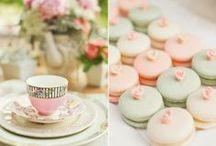 Tea Time / Beautiful tea party inspiration
