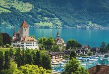 Places to visit: Switzerland