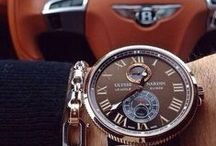 Timepieces / The most beautiful luxury watches
