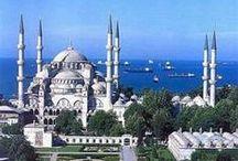 Turecko / Leží v Malé Asii a menší část v jihovýchodní Evropě