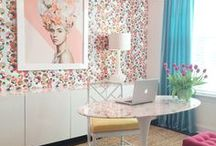 Inspiring Spaces / Places and spaces that inspire us