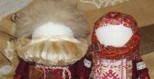 Russian Tradition Dolls / Russian Tradition Dolls