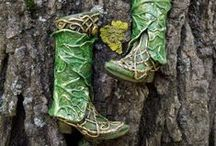 Miniature Shoes&Boots
