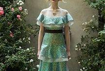 Garden Party / garden fashion inspiration