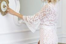 Love & Lace / lace fashion and inspiration