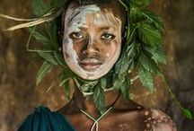 Eternally Beautiful African / Africa - Ethnology
