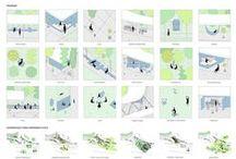 concept diagrams. / architecture diagrams | architecture presentation | concept