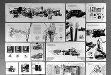 presentation boards. / architecture boards | architecture layouts | layout inspirations