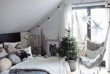 Rooms White / Schöne Räume in denen man sich gern aufhält