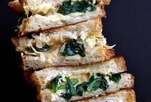 Sandwiches & Pizza....Mama Mia!