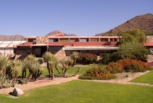 Frank Llyod Wright / FLW houses from my travels