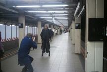 Backstage sesji zdjęciowej w NYC / Na początku marca 2013 r. na nowojorskich ulicach powstały zdjęcia edytorialowe oraz video promujące MYS by Joanna Hawrot. At the beginning of March 2013 on the streets of New York our team took pictures and video to promote MYS by Joanna Hawrot.
