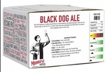 Beers I've Crafted / Beers that I have brewed and helpful tools that I have used for brewing