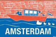 Matkaunelmia: Amsterdam
