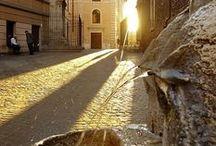 Calles y veredas del mundo / Pueden copiar 10 pines / by Elizabeth Insfran