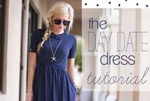 Shirts, Skirts, Dresses, Oh My! / Sew up your style!