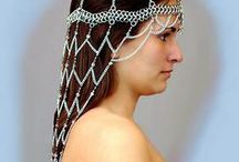 Wedding Jewelry & Accessories / Very popular jewelry and accessory choices for weddings, especially medieval and gothic weddings.