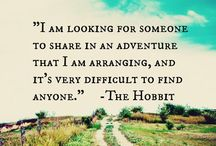 The Hobbit / I left my heart in Middle-Earth.