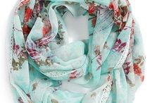 Scarves / I have currently 117 scarves. I love them and in a lot of cases have a scarf per outfit!!!