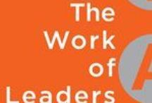 Leadership articles and resources / Our favorites to introduce in leadership training programs.