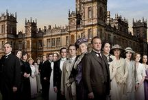 "Downton Abbey / ""Vulgarity is no substitute for wit."" ― Violet Crawley"
