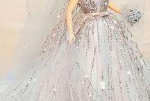 lalki w ślubnych sukienkach / o lalkach w ślubnych sukienkach