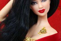 lalki i ich fryzury / o lalkach barbie i ich fryzurach