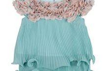 Spring/ Summer 2014 Miss Blumarine / Volane, culori de vara si eleganta
