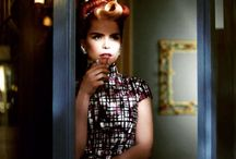PALOMA FAITH / Love her style, her voice, her work ethic and the fact that she worked her way up from nothing to the amazing person she is today!
