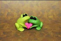 śmieszne żaby / o śmiesznych żabach
